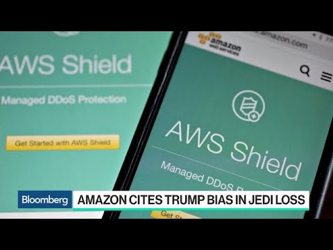 Amazon Sues Government After Losing Pentagon Contract