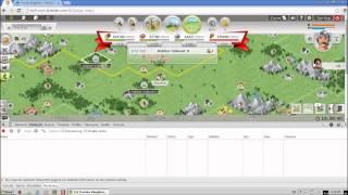 Travian kingdom farm finder