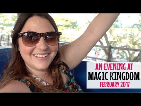 CHECKING INTO ALL-STAR MUSIC AND AN EVENING AT MAGIC KINGDOM! | WDW TRIP- February 2017