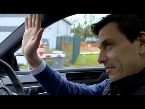 Stratstone Mercedes-Benz - Road to 2015 - Episode 2 - Factory Tour with Toto Wolff.