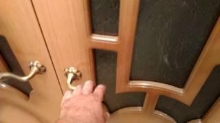 видео Межкомнатные двойные двери в зал. Какие лучше установить?