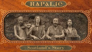 Scotland's Story Theater Trailer - RAPALJE Celtic Folk Music