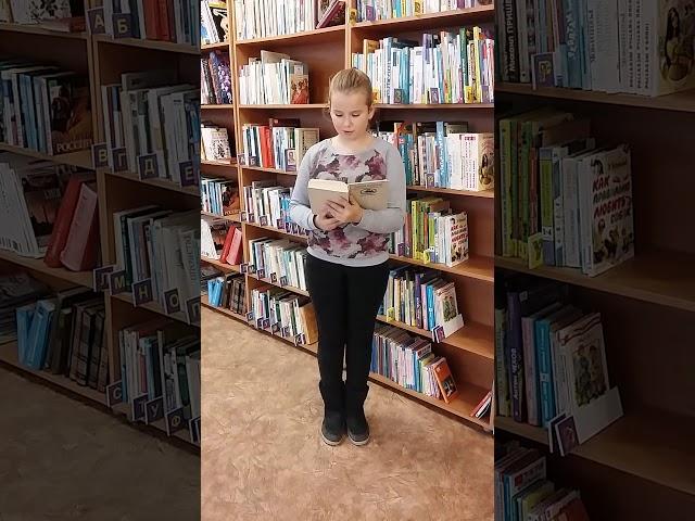 Изображение предпросмотра прочтения – АлинаЩёголева читает произведение «После гостей» М.И.Цветаевой