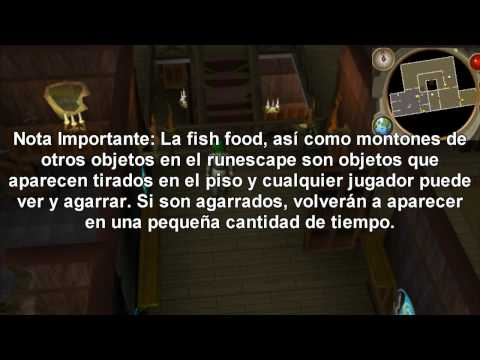 Guia para hacer la quest (mision) Ernest the Chicken [Spanish] - Runescape