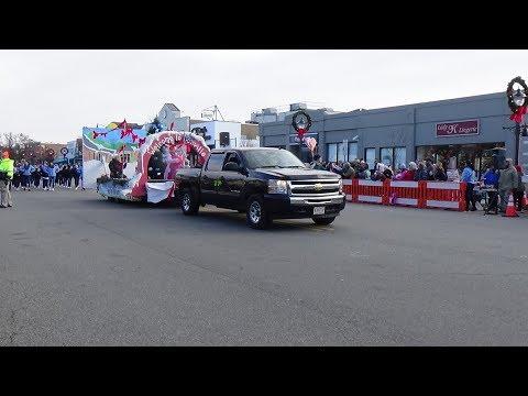 Denville Holiday Parade 2017