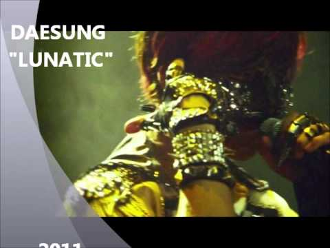 Daesung (Big Bang) - Lunatic (female version)
