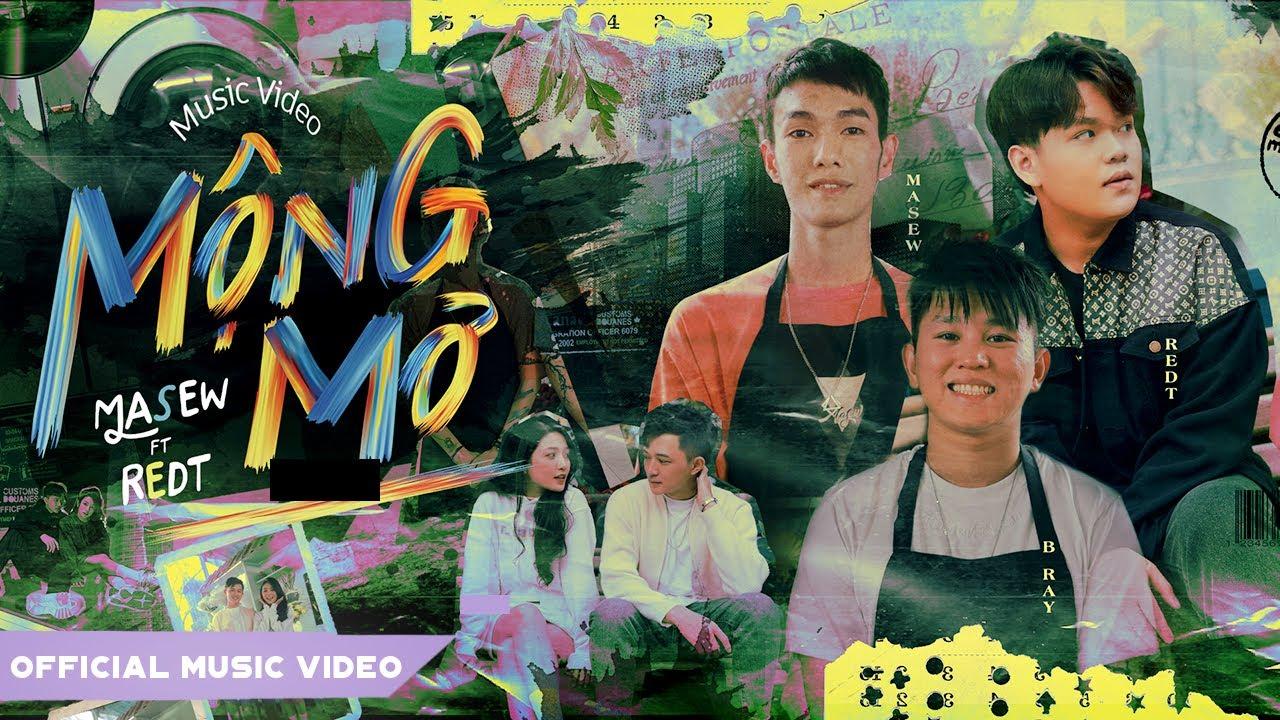Download Masew x RedT - Mộng Mơ | Official M/V