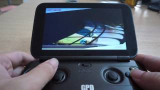 GPD WIN Game Test   Need for Speed