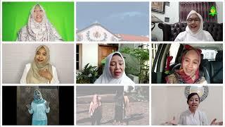 Virtual Choir - Idul Fitri - Gita Gutawa - IDAI D.I.Yogyakarta & Jawa Tengah