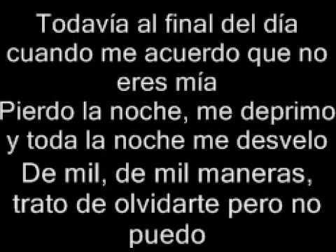 Dalmata - Mi Mundo Tú (Letra 2017)
