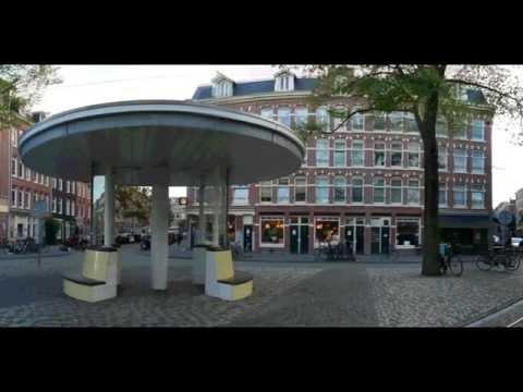 HD Panoramic Picture Van Limburg Stirum Plein, Amsterdam Westerpark