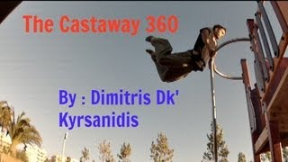 The Castaway/Palm Drop/ Bar Palm Flip 360 - Dimitris Dk