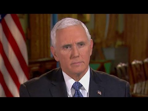 Mike Pence: Russia, China, Cuba Engage In 'debt Diplomacy' With Venezuela
