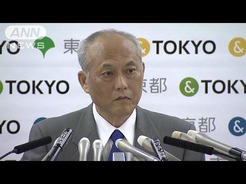"""舛添都知事""""政治資金疑惑""""釈明会見ノーカット05(16/05/13)"""