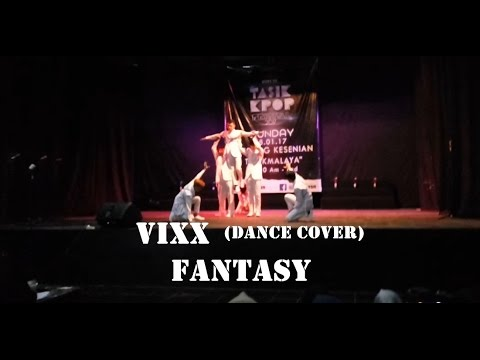 170108 Xhyde - Intro + Fantasy (VIXX Dance Cover)