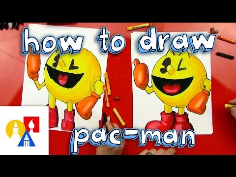 How To Draw Pac-Man