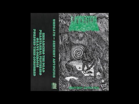 UNDEATH (US) - Sentient Autolysis (Demo) 2019