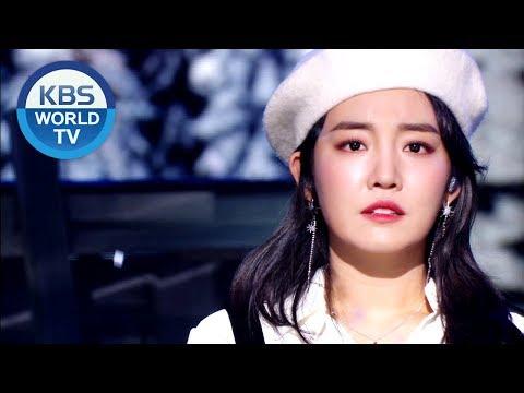 YOUNHA (윤하) - WINTER FLOWER [Music Bank / 2020.01.17]
