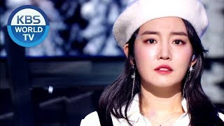 YOUNHA (윤하) - WINTER FLOWER [Music Bank / 2020.01.17]