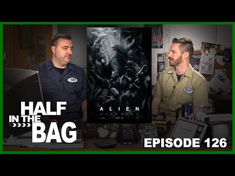 Half in the Bag Episode 126: Alien: Covenant thumbnail