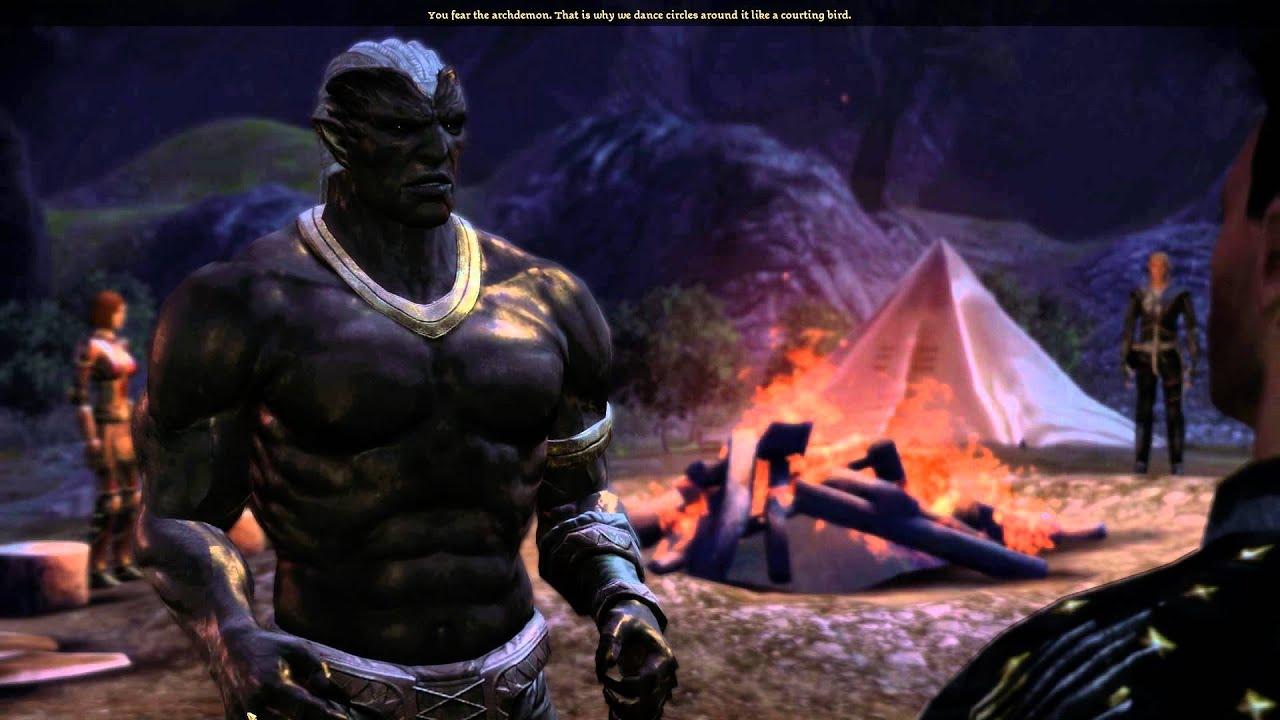 Companions leave the Warden | Dragon Age: Origins