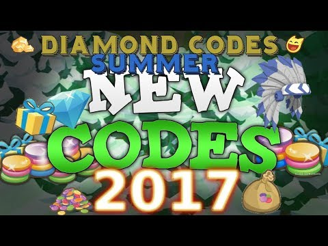 Animal Jam 50 Diamond Codes 2019 Still Working