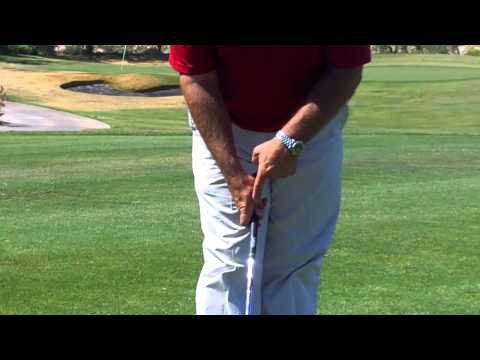 golf-grip:-role-of-the-trigger-finger