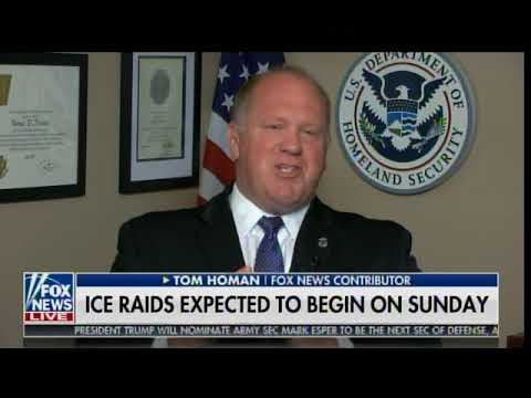 Report: Acting DHS Chief McAleenan Leaked ICE Raid Details to Derail Operation