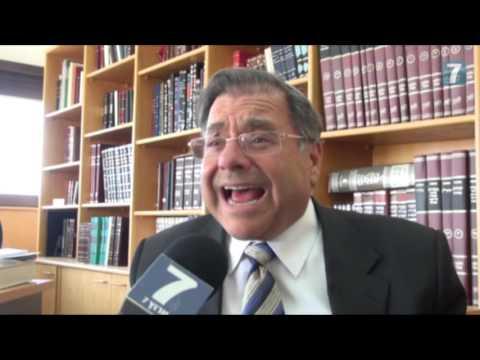 Rabbi Riskin Urges Israelis: End The 'war' On Reform Jews
