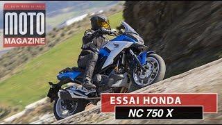 Honda NC 750 X - Honda Integra S 2016 - un moteur, deux choix