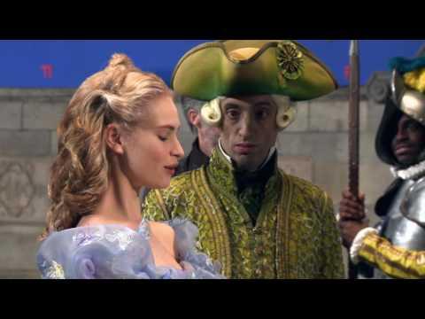 Behind the scenes Cinderella  New