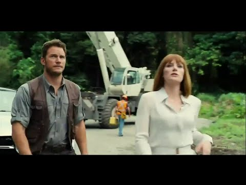 Jurassic World clip has the Wow Factor