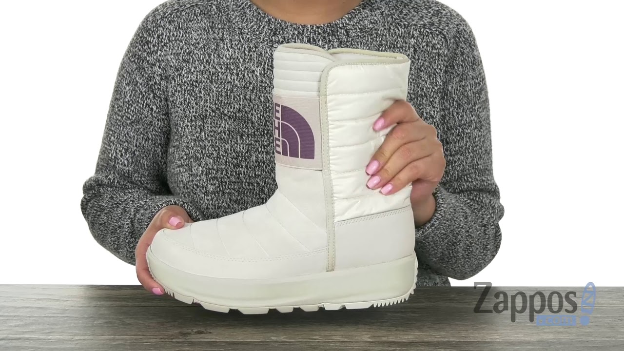 The North Face Womens Ozone Park Winter Pull-On Boot
