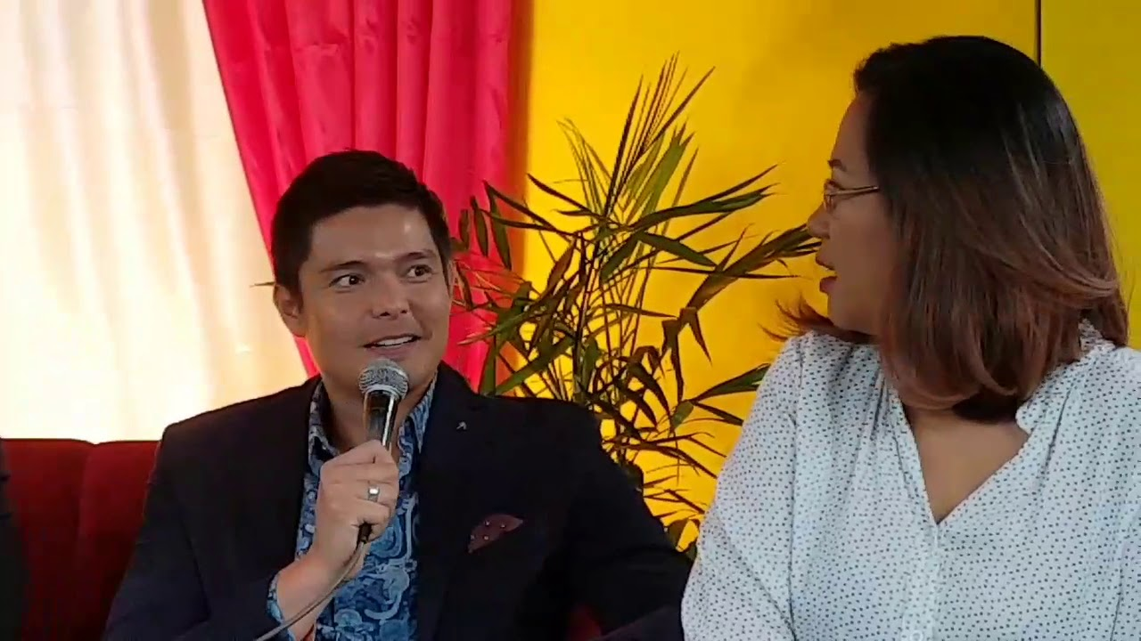 """Dingdong Dantes Shares His Character in """"Seven Sundays ..."""