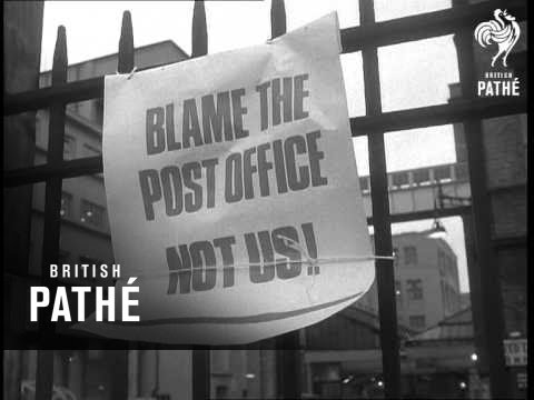 Post Office Strike (1969)