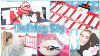 Diy ❄ Holiday Decorations: Easy & Inexpensive! Thumbnail