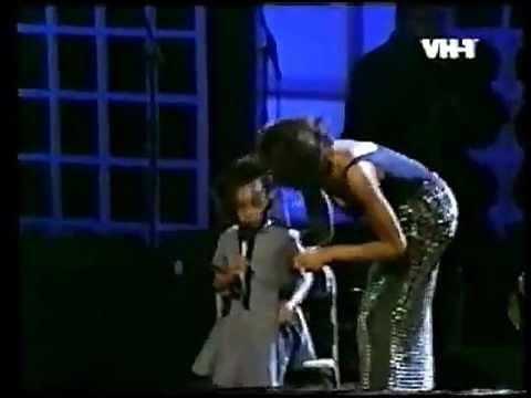 Whitney Houston fT Bobbi Kristina & 'Treach':  My Love Is Your Love