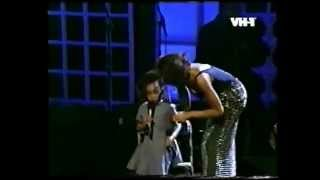 Whitney Houston fT Bobbi Kristina & 'Treach':  My Love Is Your Love