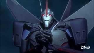 What Starscream was thinking when he saw Megatron alive !  * SPOILER*