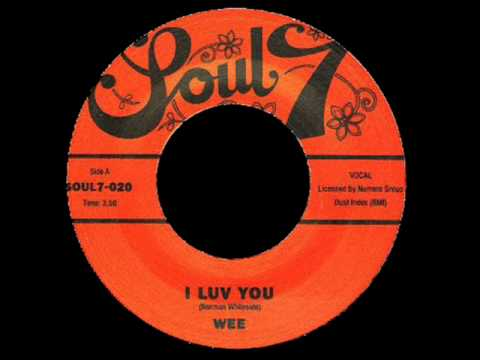 Wee - I Luv You (1977)