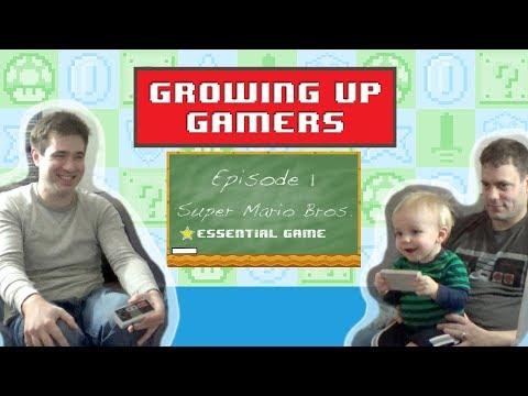 Growing Up Gamers - Super Mario Bros. - Season 1 Episode 1