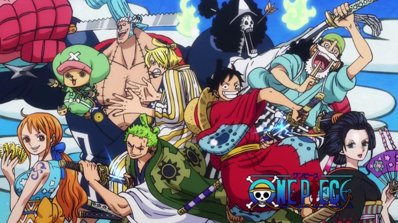 One Piece Theme Wano Eye Catcher Music Youtube
