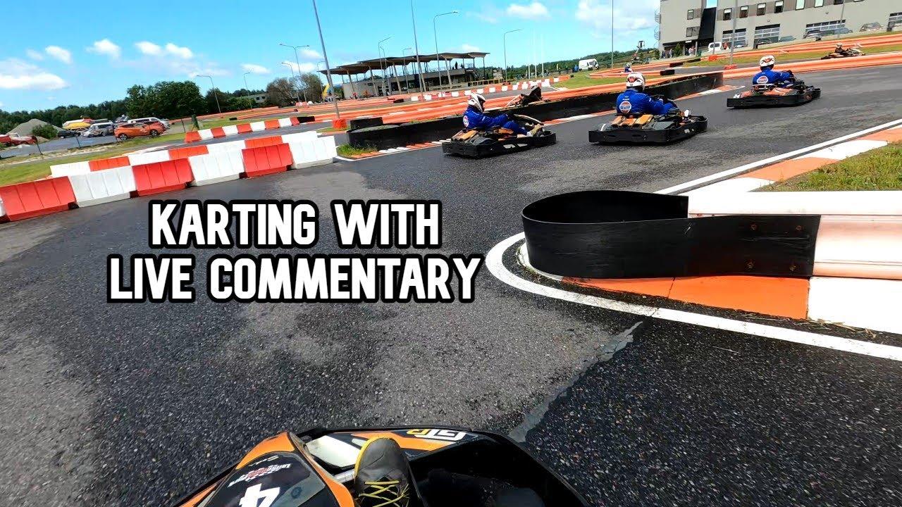 Karting in Moist @ LaitseRallyPark (Race #1)