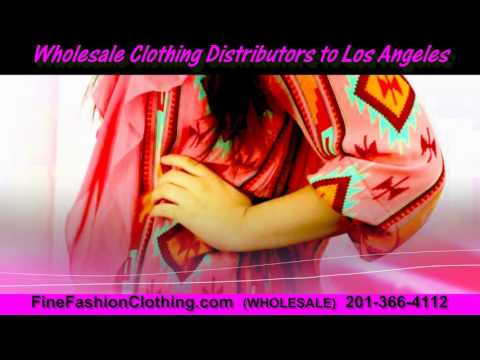 Los Angeles Clothing Wholesalers  and Cheap Wholesale Clothing Distributors of Los Angeles Women App