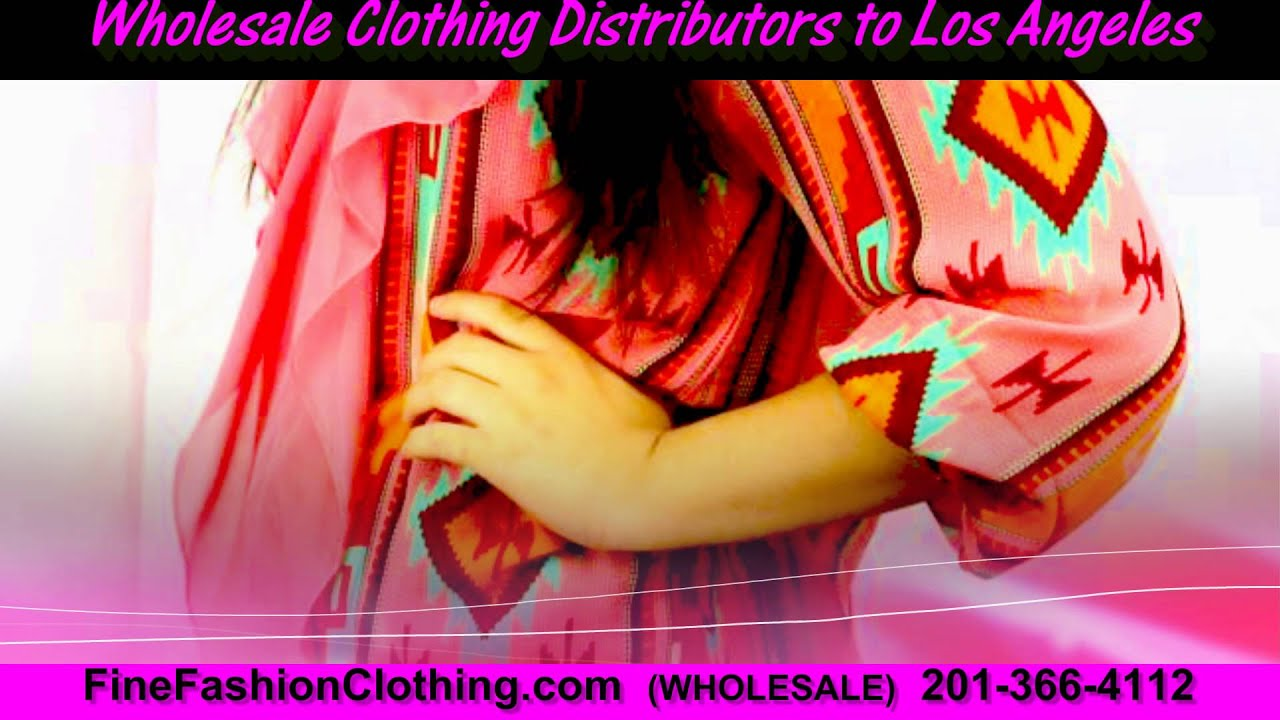 Los Angeles Wholesale Clothing