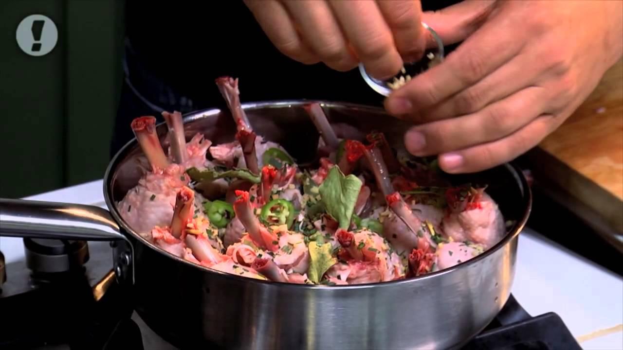 מתכוני סוגת: קדירת עוף עם קינואה וחלב קוקוס