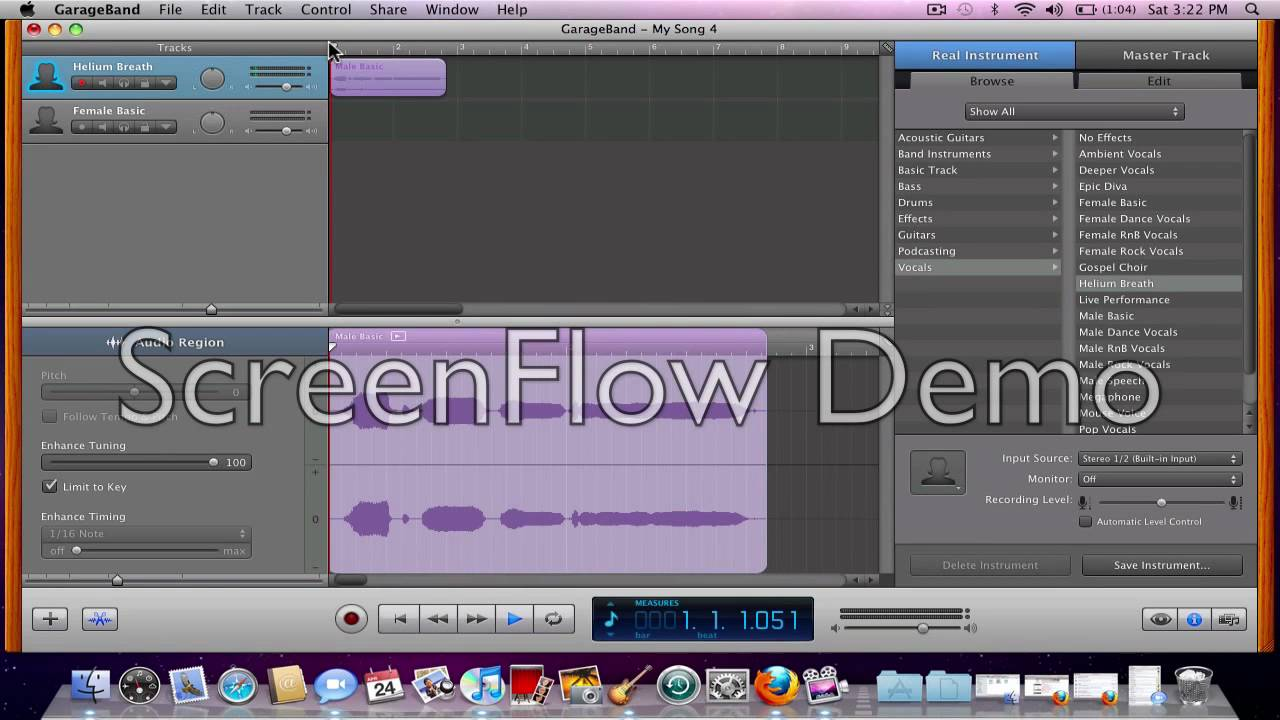 How to Auto Tune on a Mac
