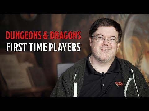 Playing D&D for the first time? Here are some tips with Mike Mearls