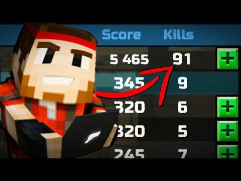 HACKER.EXE | Pixel Gun 3D - God-Mode/Mod Menu User!!!
