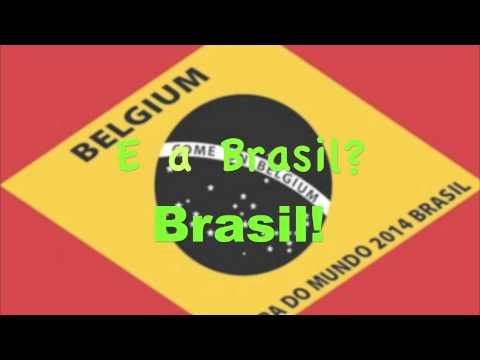Brasil La La La (LYRICS) (Belgium)